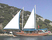 the TORBALI sails