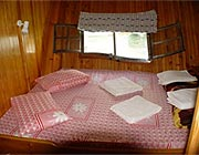 M/S CEMRE - aftcabin with double bed
