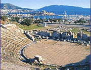 Bodrum - ancient                                     Halicarnassus