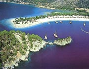 Olu Deniz - the blue lagoon