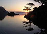 Gocek sundown