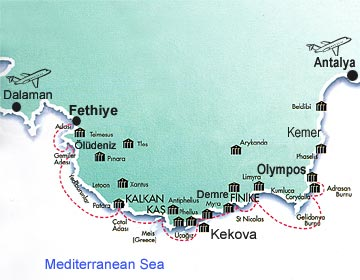 Blue Cruise Bodrum-All Inclusive Premium Gulet - Fethiye
