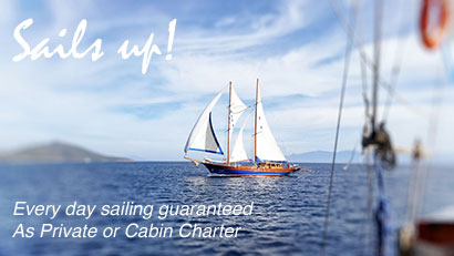 Sailing guaranteed - A perfect gulet holiday